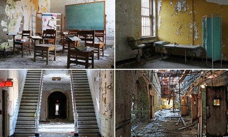 Decay of asylum which was once 7,000 disturbed U.S. patients | Urban Exploration | Scoop.it