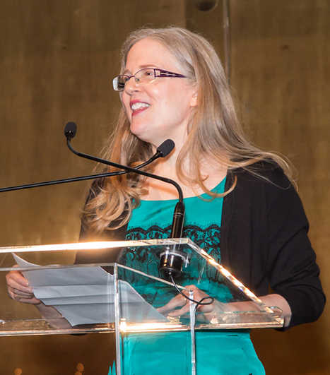 Authors Guild Dinner Recognizes Suzanne Collins, Children's Literature | Writers & Books | Scoop.it