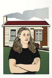 New Zealand Art Print News: How Robin White learned to make prints | Printmaking | Scoop.it