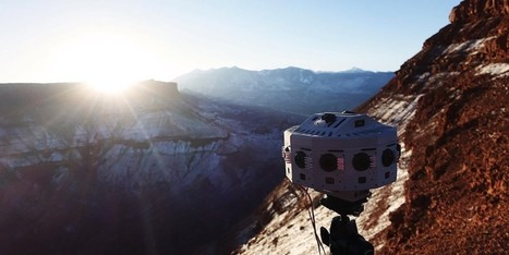 Google Cardboard : un petit pas pour la réalité virtuelle, un grand pas dans l'expérience du voyage | Mountain huts | Scoop.it