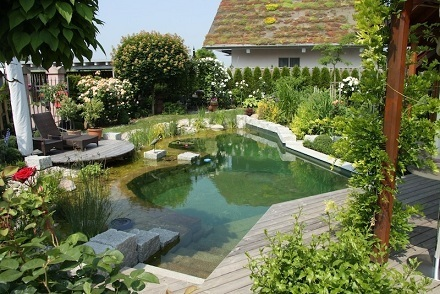 6 étapes pour construire votre piscine naturelle vous-même | Habitat durable | Scoop.it