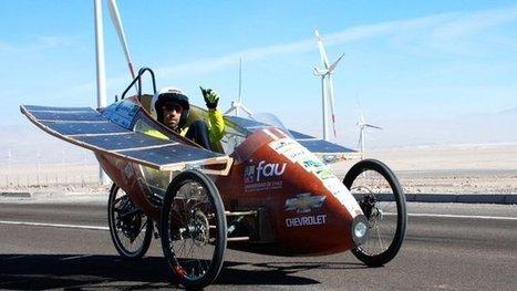 Chile's Solar Atacama Rally | Astrobiology | Scoop.it