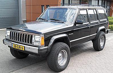 Jeep Cherokee automaat - Auto Motor Klassiek Nieuws | 4x4 offroad | Scoop.it