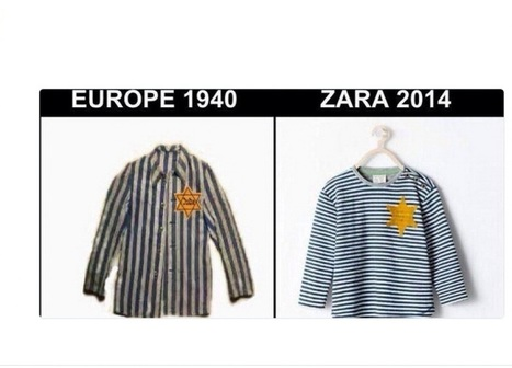 La maglia a righe con stella di Zara | mariagraziapitrelli | Scoop.it