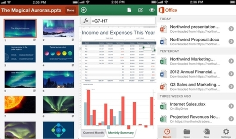 Microsoft Office for iPad app to be launched before July: Report - NDTV | iPad information and Apps | Scoop.it