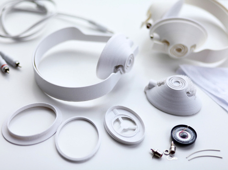 3D Printing, From Headphones to Synth Accessories, Shows Both Promise and Obstacles | FabLab - DIY - 3D printing- Maker | Scoop.it