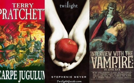 Scientists can tell which vampire books will have the Twilight effect - Telegraph | For Lovers of Paranormal Romance | Scoop.it