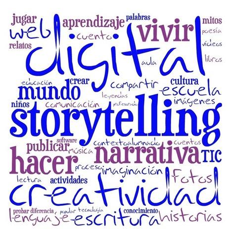 7 ideas digitales para la escritura creativa | Nuevas tecnologías aplicadas a la educación | Educa con TIC | Aula Abierta | Scoop.it