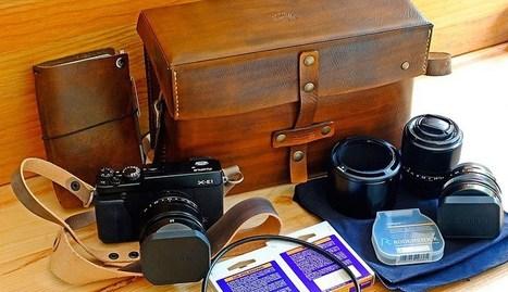 INSIDE YOUR BAG: Rafael Borda d'Água | Fujifilm X Series APS C sensor camera | Scoop.it