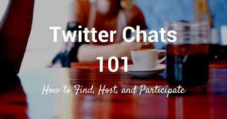 A Step-by-Step Guide To Hosting or Joining a Twitter Chat | E-Learning Suggestions, Ideas, and Tips | Scoop.it