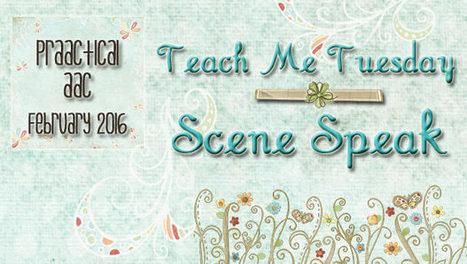 Teach Me Tuesday: Scene Speak | AAC: Augmentative and Alternative Communication | Scoop.it