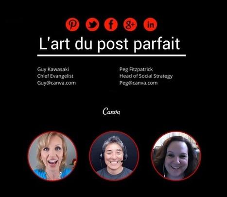 L'art du post parfait sur tous les réseaux sociaux | Des usages et plus | Scoop.it