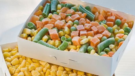 5 Reasons to Buy Frozen Fruits and Veggies   Nutrition, Food Safety and Food Preservation   Scoop.it