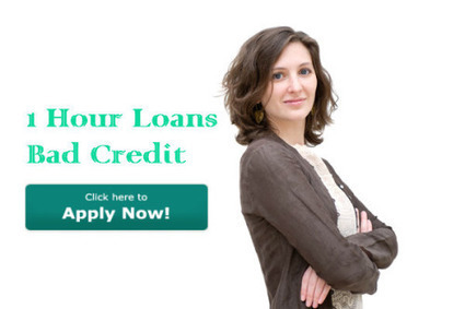 Hassle Free Money For Bad Credit Borrowers | One Hour Payday Loans | Scoop.it