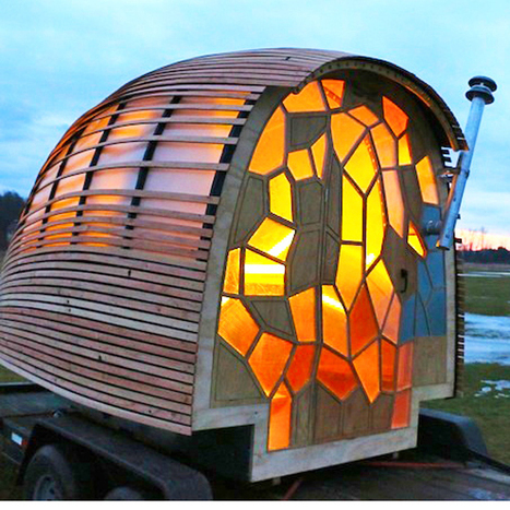 A Portable Micro Home is the New American Dream | Farming, Forests, Water & Fishing (No Petroleum Added) | Scoop.it