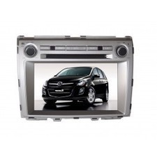 Autoradio DVD GPS MAZDA 8 avec écran tactile HD 800* 480 & fonction Bluetooth,Tuner TV,Ipod | Autoradio Mazda | Scoop.it