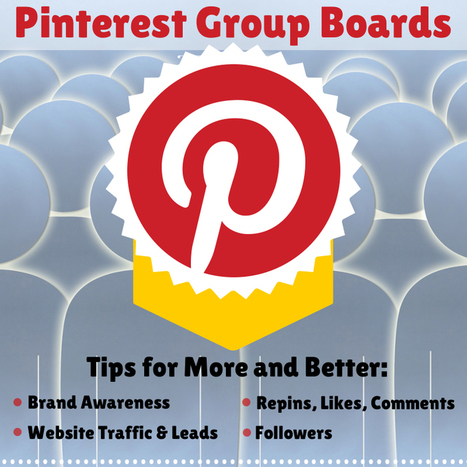 How to Instantly Increase Your Business Pinterest Marketing Success With Group Boards | Better know and better use Social Media today (facebook, twitter...) | Scoop.it