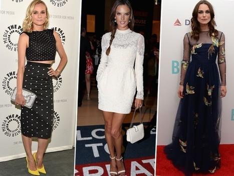 Diane Kruger, Keira Knightley e Alessandra Ambrosio: veja os looks das famosas mais bem-vestidas da semana | Palpi Fashion & Style | Scoop.it