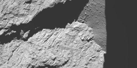 En images: les dernières photos de la comète «Tchouri» envoyées par Rosetta   Périples et pérégrinations   Scoop.it