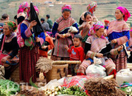 Bac Ha Market – Sapa Tour ( Best Selling ) | Sapa Tours with Asia Charm Tours | Scoop.it