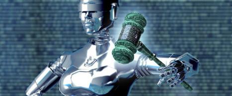 Ross, le premier robot avocat embauché dans un cabinet   La Transition sociétale inéluctable   Scoop.it