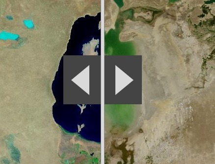 Human activities are changing the face of the earth | Map@Print | Scoop.it