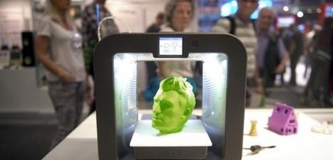 Cookies, robes ou prothèses... Ce qui s'imprimera vraiment en 3D | Outils multimédias et éducation aux médias numériques | Scoop.it