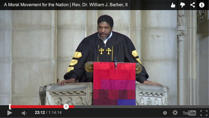 Rev. Barber sermon at historic Riverside Church in NYC | AUSTERITY & OPPRESSION SUPPORTERS  VS THE PROGRESSION Of The REST OF US | Scoop.it