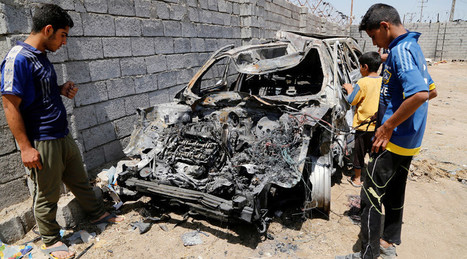 At least 21 killed, 42 injured as ISIS car bomb targets Shiite market near Baghdad | The Pulp Ark Gazette | Scoop.it