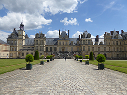 Schloss Fontainebleau und Merowinger | Frankreich Kino | Scoop.it