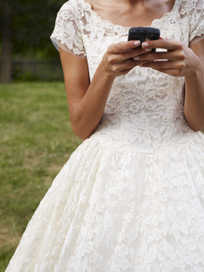 """More Couples Saying """"I Do"""" To Wedding Apps   TIME.com   Weddings and Such   Scoop.it"""