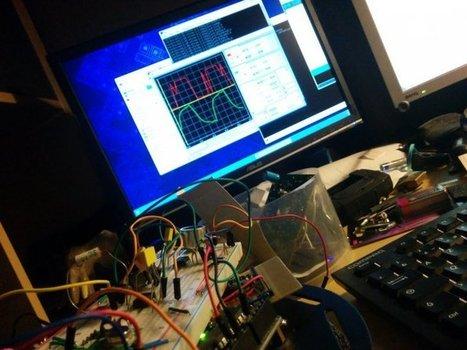 Un oscilloscope arduino - Le blog du Grouik! | ARDUINO | Scoop.it
