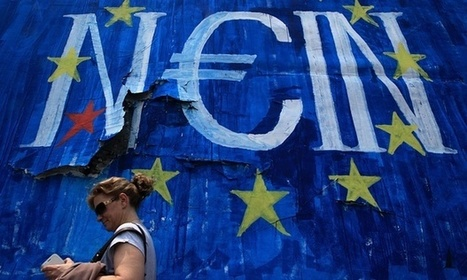 IMF: austerity measures would still leave Greece with unsustainable debt | Peer2Politics | Scoop.it