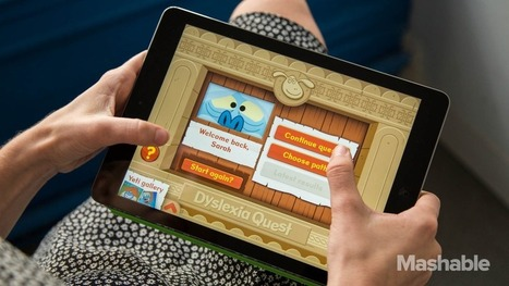 7 iPad Apps to Help Students With Dyslexia | Literacy Coaching Network | Scoop.it