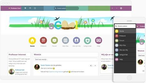 sCool - The LearnScape - The LearnScape | kwaliteitszorg voor onderwijs | Scoop.it
