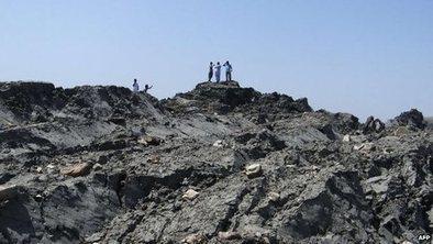 New Pakistan quake island emits gas | Chris' Regional Geography | Scoop.it
