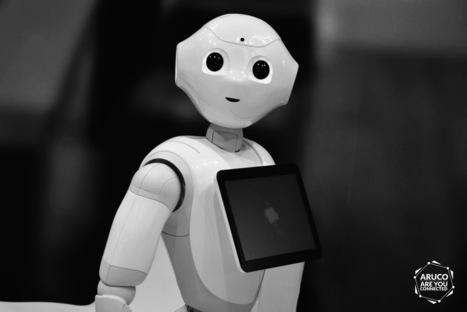 [Magasin] Au Japon, Softbank lance un magasin entièrement animé par des robots   Innovations & Infographies   Scoop.it