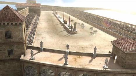 El Circo de Tarraco - Ingeniería romana   LVDVS CHIRONIS 3.0   Scoop.it