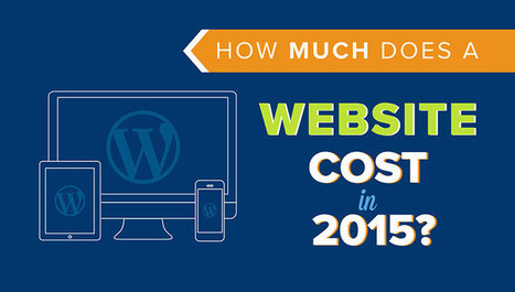 How Much Does a Website Cost for a DIY WordPresser? | Online Marketing Resources | Scoop.it
