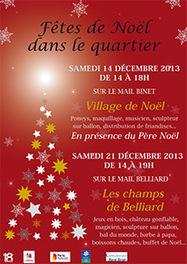 Mairie du 18e - Village de noël | Le 18e avec Eric Lejoindre | Scoop.it