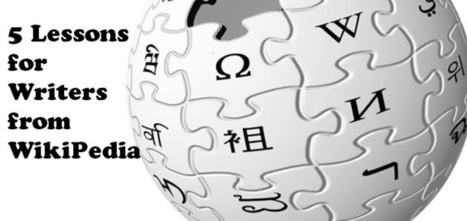 5 Lesson for Writers to Learn from WikiPedia | Litteris | Scoop.it