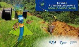 Fibre optique au Gabon: état du déploiement du projet CAB4 au mois de mai 2016   Innovations francophones   Scoop.it
