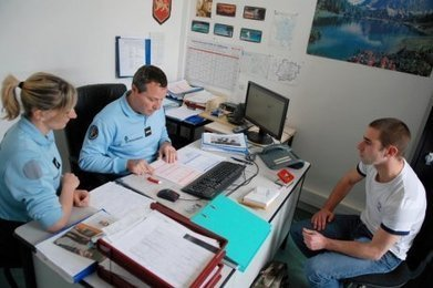 La jeunesse attirée par le métier de gendarme | Gendarme | Scoop.it