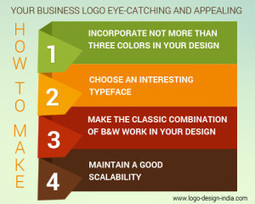 How to Make your Business Logo Eye-Catching and Appealing   Logo-Design   Scoop.it