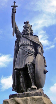 Alfred the Great and the Importance of the Oath | History Curiosity | Scoop.it
