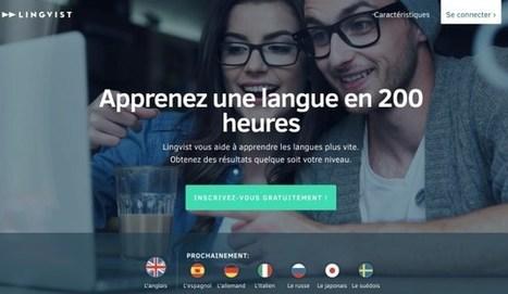 Lingvist. Apprendre une langue en 200 heures – Les Outils Tice | Tic et enseignement | Scoop.it