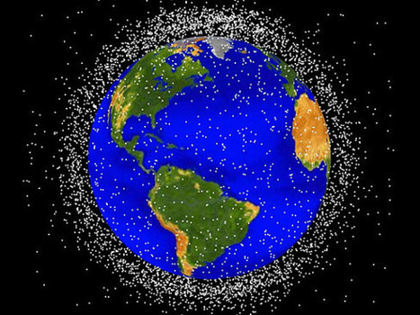 A Need To Remove Space Junk Now!! | Space Situational Awareness | Scoop.it