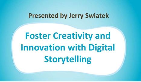 Digital Storytelling - LiveBinder | TeachingGrade2 | Scoop.it