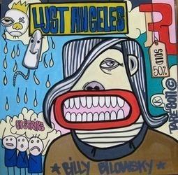 Tarek // artwork — Lust Angeles | The art of Tarek | Scoop.it