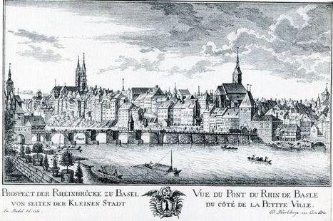Des Suisses à Montpellier au XVIe siècle 1. Le voyage | Généalogie | Scoop.it